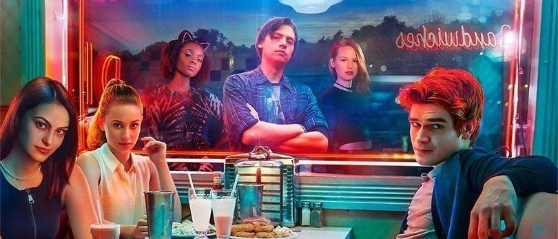 Bild från Netflixserien Riverdale