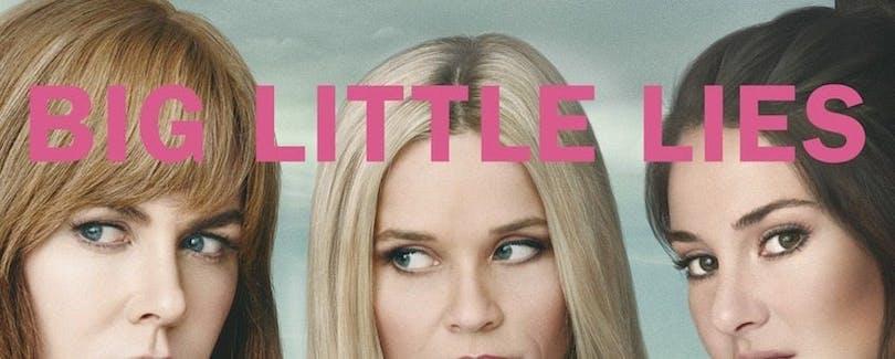 Några av huvudrollerna i Big Little Lies.