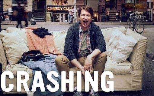 Crashing förnyad för säsong 2 på HBO