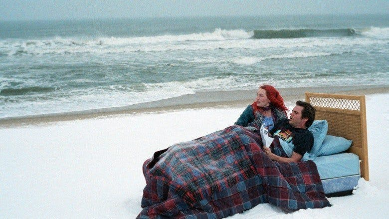 Eternal Sunshine Of The Spotless Mind (2004), med manus av Charlie Kaufman