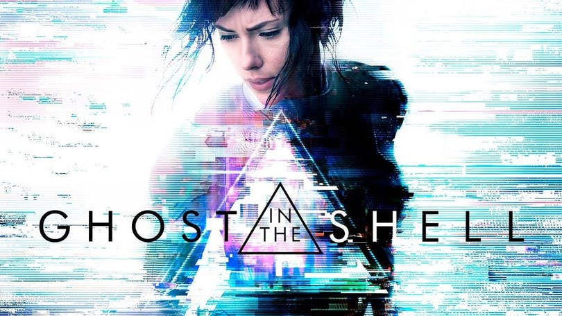 "Poster till ""Ghost in the Shell"""