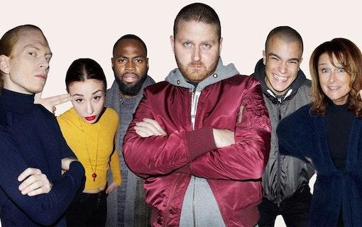 Bästa komedierna 2017