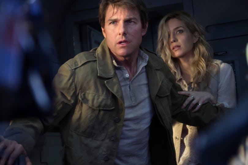 Tom Cruise i filmen The Mummy
