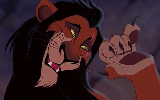 Topp 5 bästa Disneyskurkar