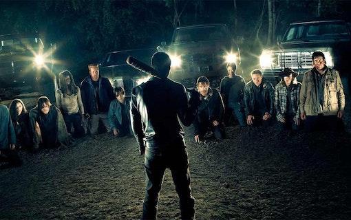 Säsongsavslutningen av The Walking Dead närmar sig!