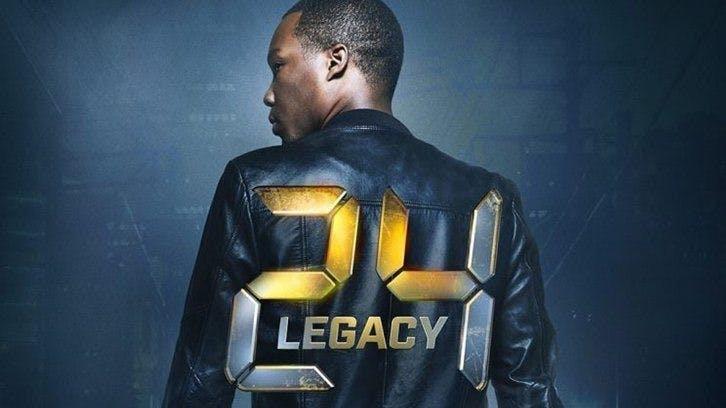 24: Legacy (2017) – Samma sak igen trots ny hjälte