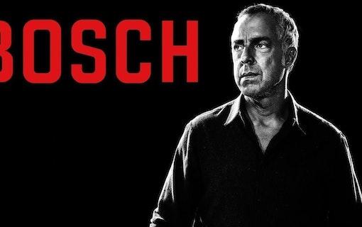 Bosch säsong 4 är på gång