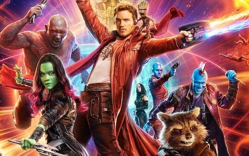 Årets soliga superhjältar och Guardians of the Galaxy 2