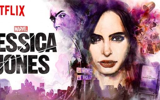 Spana in den nya trailern till Jessica Jones säsong två!