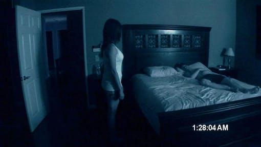 Snart kommer ny Paranormal Activity