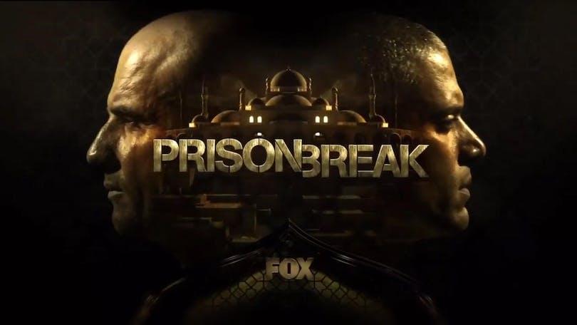 Prison break säsong 5