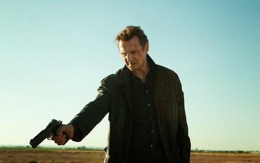 Liam Neeson lägger inte actionprojekten på hyllan trots allt