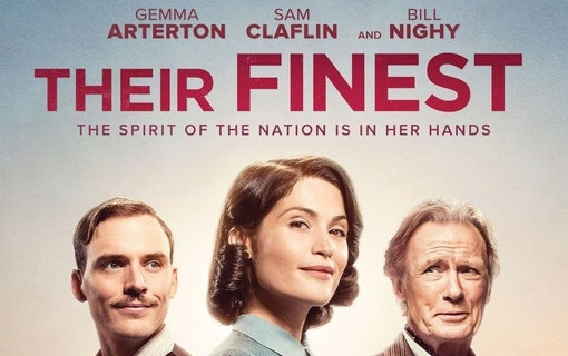 Their Finest Hour Filmen
