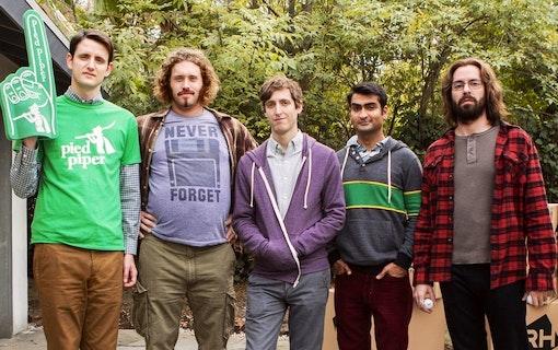 Hyllade komediserien Silicon Valley läggs ner