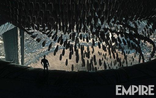 Nya bilder från Alien: Covenant