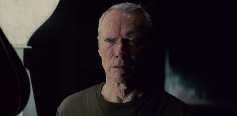 Bild på Clint Eastwood i Million Dollar Baby