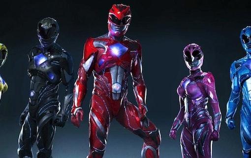 Filmen Power Rangers