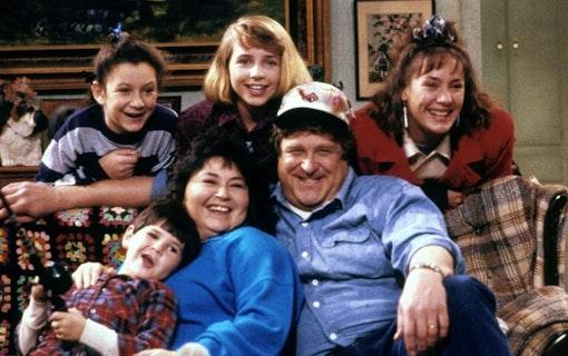 TV-serien Roseanne gör comeback efter 20 år