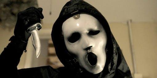 Bra skräckserier på Netflix