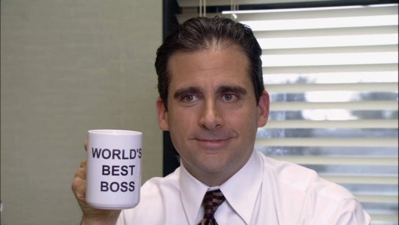 Steve Carell i The Office