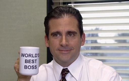 Steve Carell spär på rykten om en korsning mellan The Office och It's Always Sunny in Philadelphia