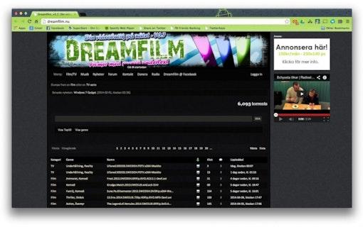 Dreamfilm-skaparna döms till fängelse