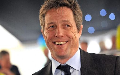 Hugh Grant återvänder till brittisk TV efter 25 år
