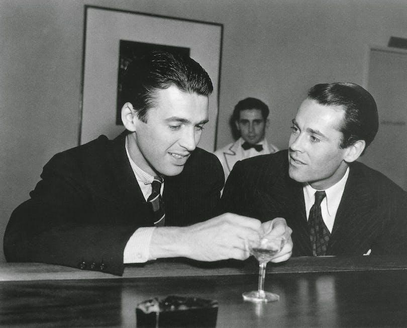 James Stewart och Henry Fonda.
