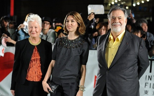 Eleanor Coppola regidebuterar vid 81