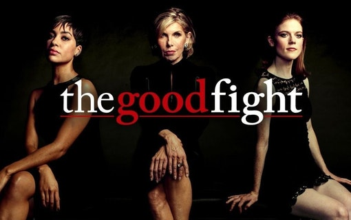 Minoriteterna tar upp kampen i The Good Fight
