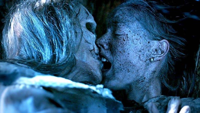 """Stillbild från skräckfilmen """"The Bride"""""""