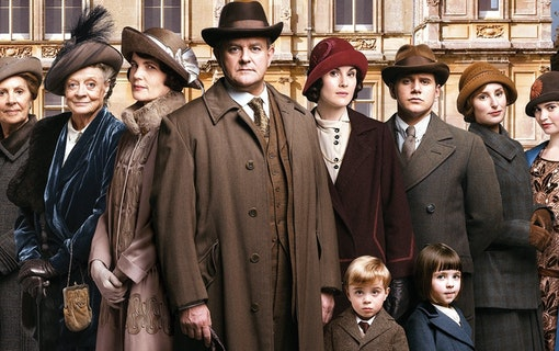 Beskedet: Downton Abbey blir film!