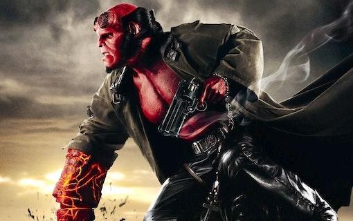 David Harbour som Hellboy?