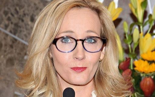 Ny Harry Potter-berättelse stulen - läs J.K. Rowlings vädjan till fansen