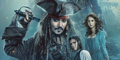Pirates of the Caribbean har stulits