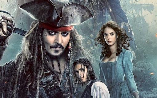 Pirates of the Caribbean – Salazar's Revenge filmen