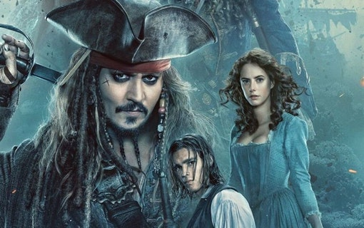 Pirates of the Caribbean har stulits