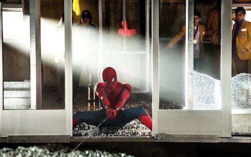 """Första reaktionerna på """"Spider-Man: Homecoming"""""""