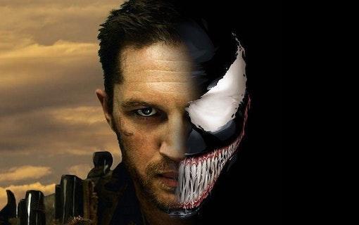 Tom Hardy som Venom!