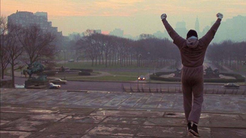 """Sylvester Stallone i """"Rocky"""" av John G. Avildsen"""