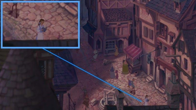 Gömda hemligheter i Disneyfilmer