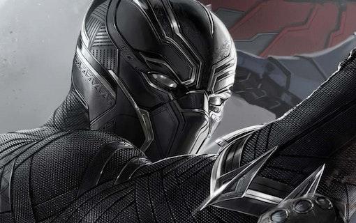 """""""Black Panther"""" har fått sin första poster och teaser"""