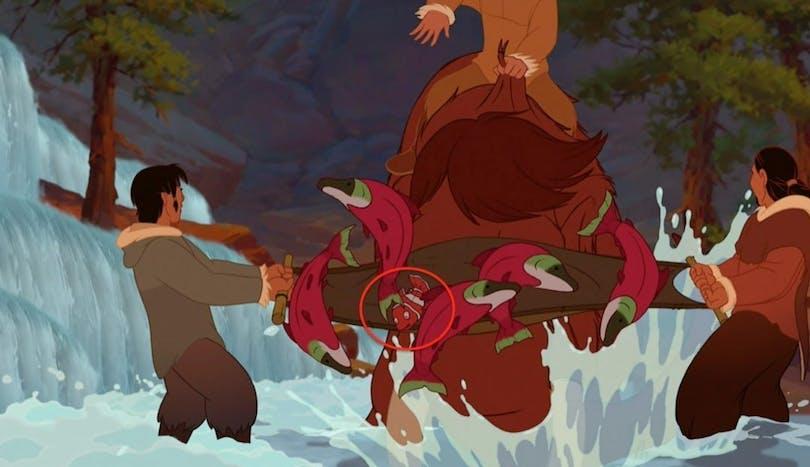 Nemo syns i Björnbröder - odödliga Disneyfilmer