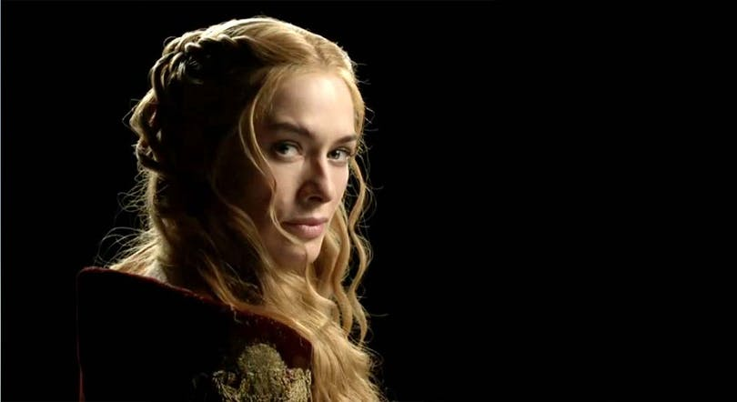 "Cersei Lannister i ""Game of Thrones"""