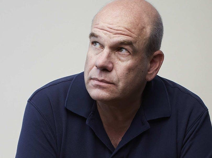 David Simon - en av de viktigaste pjäserna bakom The Wire