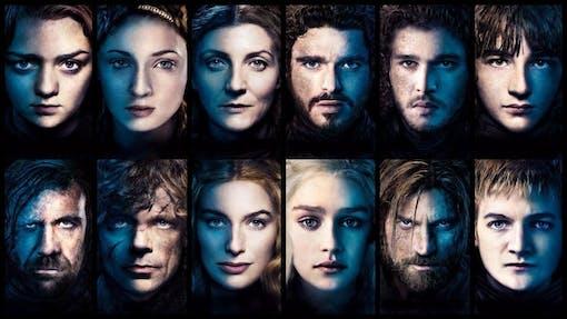 De 6 ädlaste karaktärerna i Game of Thrones
