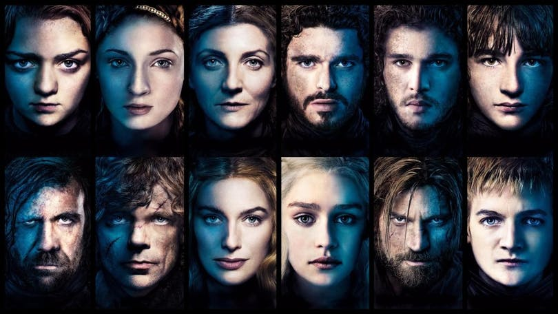Ensemblen i Game of Thrones
