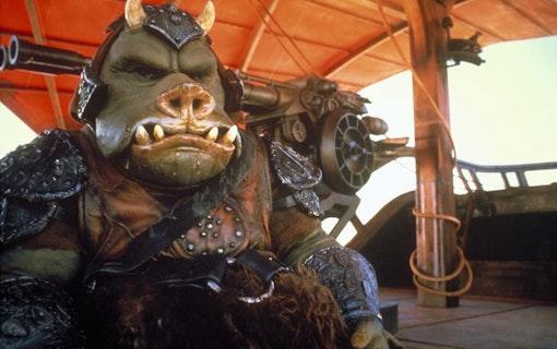 Hemma hos Jabba the Hutt – 5 udda figurer i Star Wars-världen