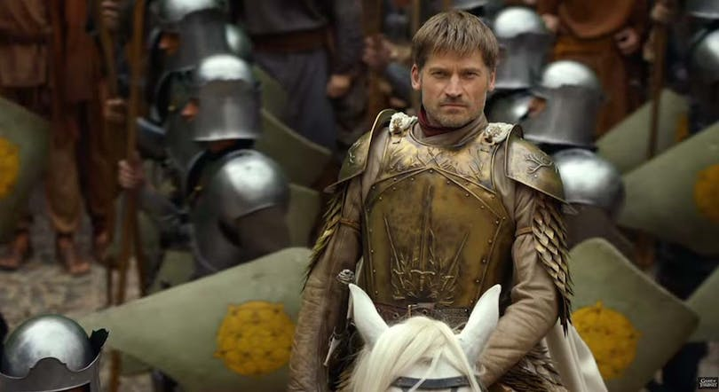 "Jaime Lannister i ""Game of Thrones"""