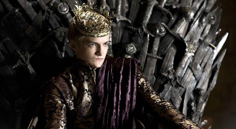 "Joffrey Baratheon i ""Game of Thrones"""